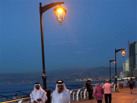 خليجيون على أبواب صيف لبنان؟