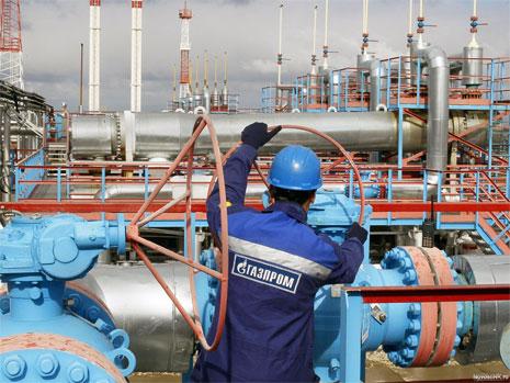 """""""غازبروم"""" والغاز الروسي عبر تركيا"""