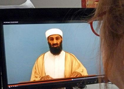 أسامة بن لادن والربيع العربي