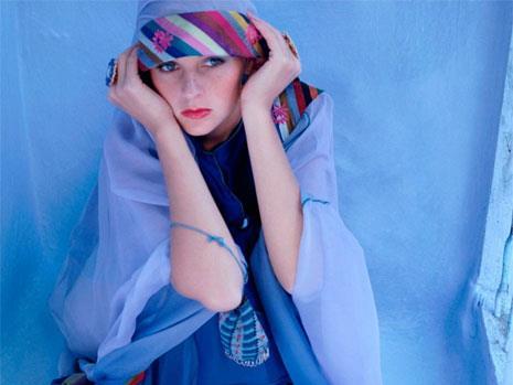 أزياء | تيا بورتر: ملكة الشيك البوهيمي
