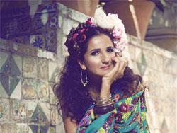 تانيا صالح:  أحِنّ إلى صوت أمي