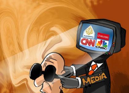 الإعلام الأجنبي وإنسانيّة الفوتوغرافيا