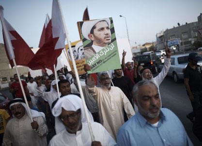 البحرين | 4 سنوات سجن لعلي سلمان: عندما «تُحاكم الديموقراطية»!