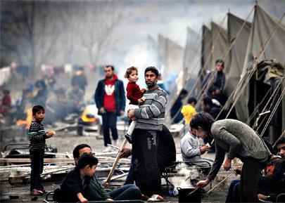 خسائر لبنان والنزوح السوري