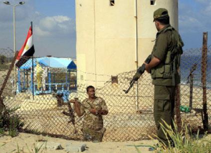 استنفار على طول الحدود الفلسطينية