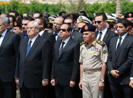 مصر تدخل الحرب  ضد «داعش»