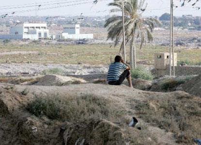 غزة على مرمى حجر من «داعش»
