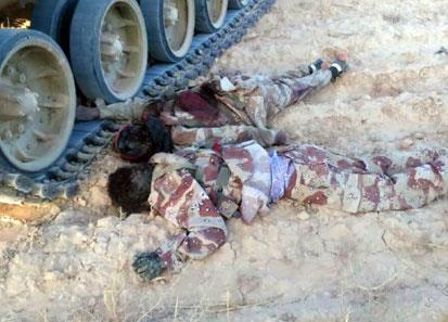 الجيش يمسك زمام المبادرة في سيناء