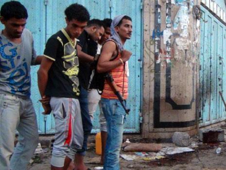 فشل خطة سعودية للسيطرة على عدن