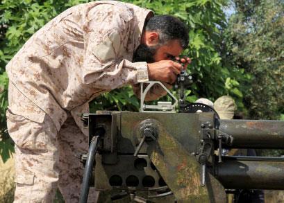 تقدم في الزبداني:  السيطرة على حي السلطاني وقطع طريق مضايا