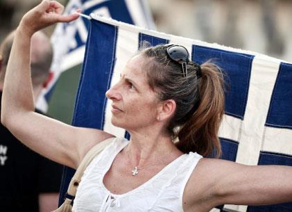 إحدى عشرة نقطة من وحي الوضع في اليونان