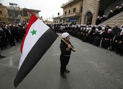 دروز سوريا... بين تهديد التكفيريين والحرب الوطنية