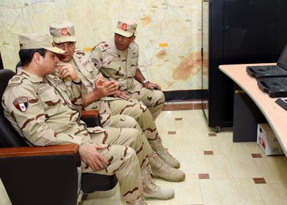 تغييرات أمنية في شمال سيناء... وتأهب لما قبل افتتاح القناة
