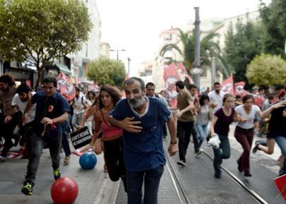 تركيا تدخل الحرب  السورية... مباشرة
