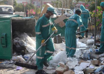 أزمة بيروت في يومها الحادي عشر: محرقة بيروت على نار حامية