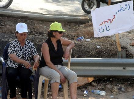 «انتفاضة برجا»: تهييج واستغلال سياسي