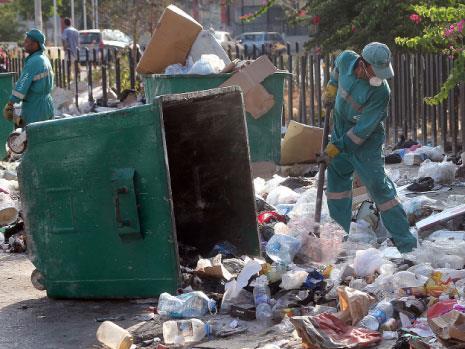 النفايات إلى ضهر البيدر والتويتة: بعد الكسارات... مزابل    في الجبال
