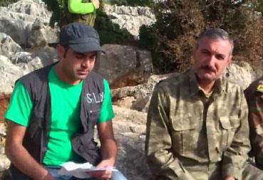 خطاب «الجيش الحر» المستور:  نقاتل الصفويين والمجوس وحماة الماسونية