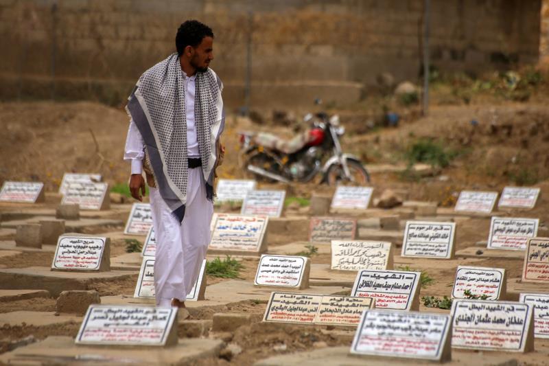 الرياض مرغمة على البحث عن مخرج لحرب عبثية وعقيمة، (أ ف ب)