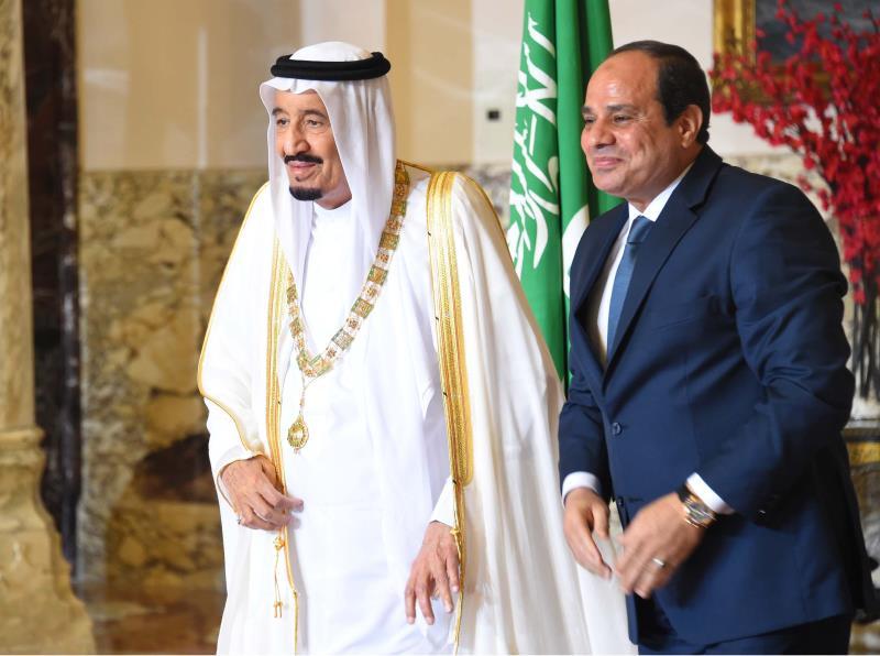 البيئة التي منحها السيسي للمشروعات السعودية جنوب سيناء هي بيئة آمنة (أ ف ب)