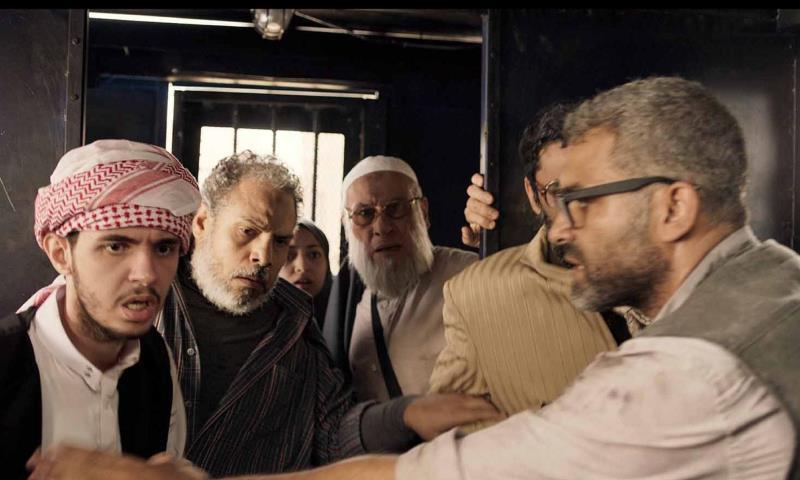 حفاوة قوبل بها فيلم محمد دياب «اشتباك» الذي افتتح تظاهرة «نظرة ما»