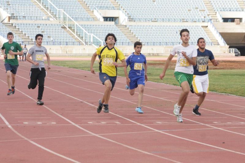 من منافسات أحد السباقات (عدنان الحاج علي)