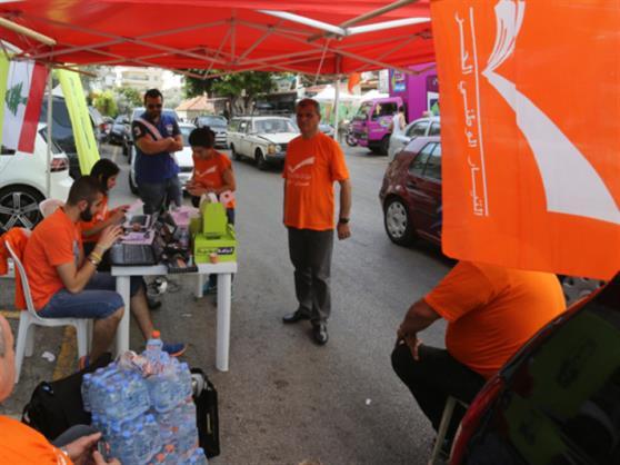 عاصمة كسروان: ارتفاع نسبة التصويت العوني تغلب ماكينات التقليديين ورجال الأعمال والقوات