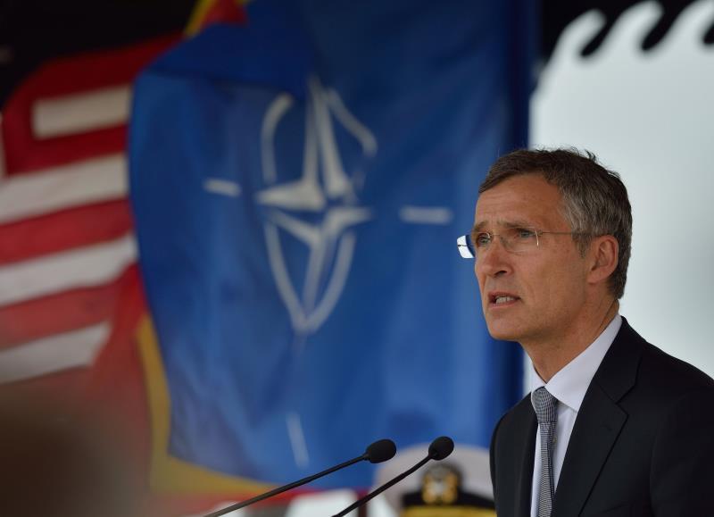 يعتزم «الأطلسي» توقيع بروتوكول انضمام الجبل الأسود غداً  (أ ف ب)