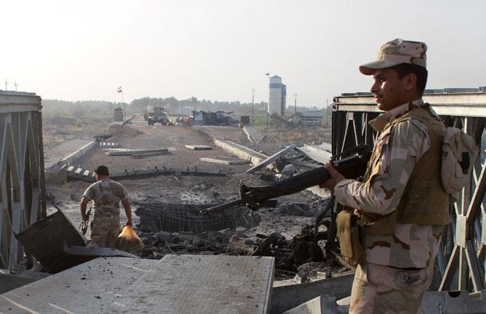 التقى السبهان بأطراف من الأنبار في بغداد وأربيل