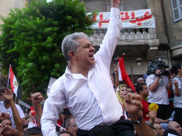 كان حمدين قد انضم إلى الدعوى القضائية المطالبة ببطلان الاتفاقية