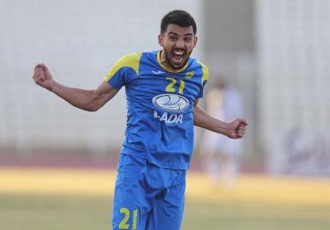 لعب محمدحيدر دوراً رئيسياً في إحراز الدوري ويستحق لقب أفضل لاعب في البطولة
