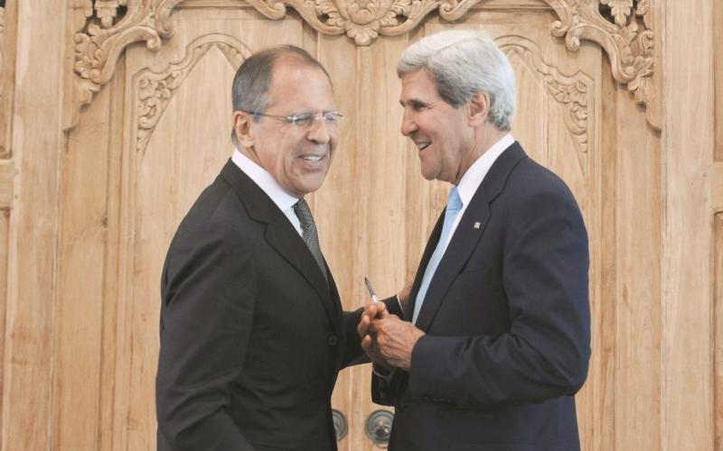 اتفقت موسكو وواشنطن على جدول زمني لوضع مسودة دستور تنجز بحلول شهر آب