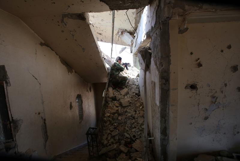 هدنة في داريا والغوطة لمدة 72 ساعة