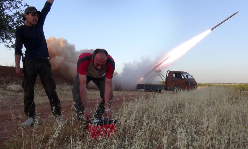 موسكو: تأجيل استهداف «النصرة» أتى بالاتفاق مع واشنطن (الأناضول)