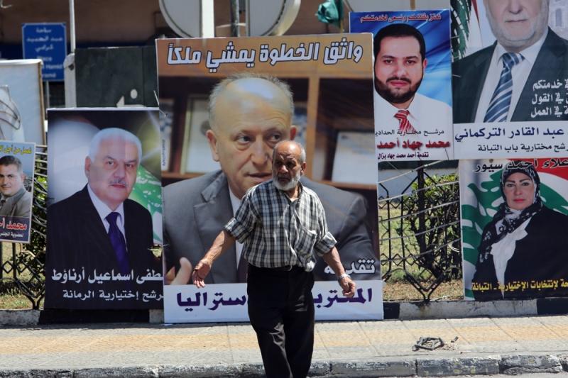 اتهم خصوم ريفي القوات بمساندته «نكاية» بالحريري (مروان طحطح)