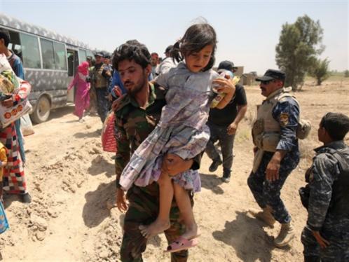الفلوجة في طريقها إلى حضن بغداد