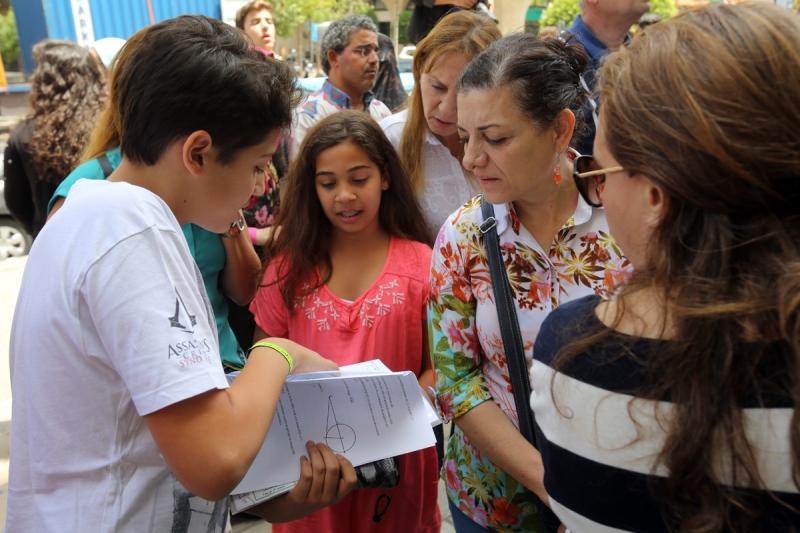 المشرّع فتح مسارات تعليمية على هامش الشهادة الرسمية تعكس ظروف الطبقات الاجتماعية  (مروان طحطح)