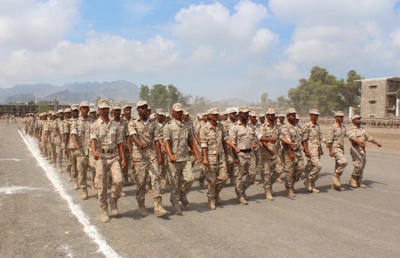 يمثل معسكر «العمالقة» خطاً دفاعياً مهماً عن العاصمة صنعاء