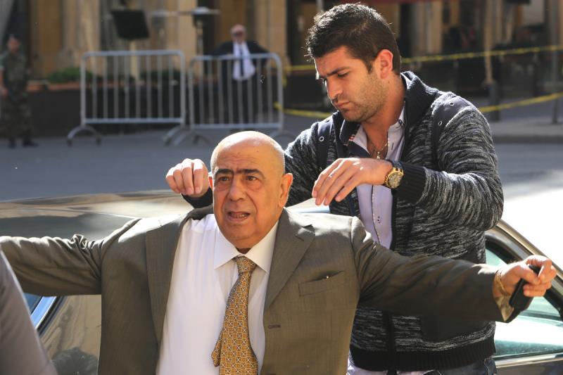 حملة زغيب على سكاف سقطت بعد لقاء الحريري ــ جعجع  (مروان طحطح)