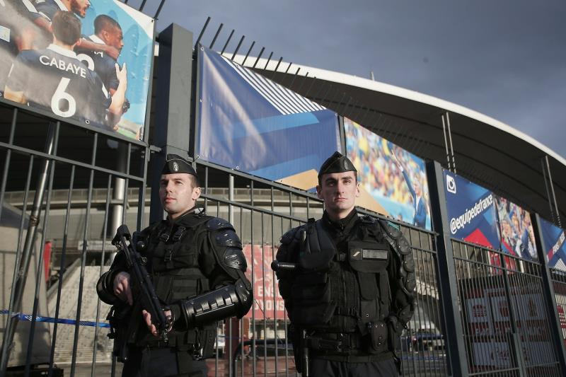 توفير الأدوات اللازمة لضمان أمن كأس أوروبا أولوية فرنسية (أرشيف)