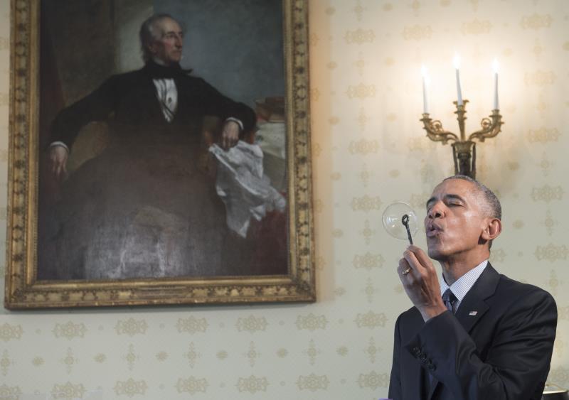أوباما يحاول قيادة الرياض للاعتراف بالواقع الجديد، وقد نجح في ذلك إلى حدّ ما (أ ف ب)