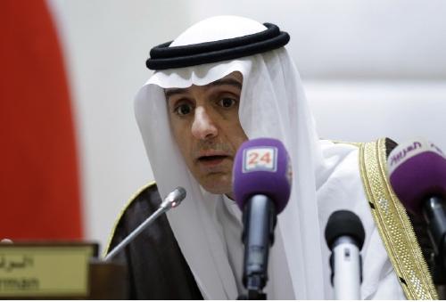 دبلوماسية الجبير تجعل من السعودية تسير في اتجاهات الجحيم (الأناضول)