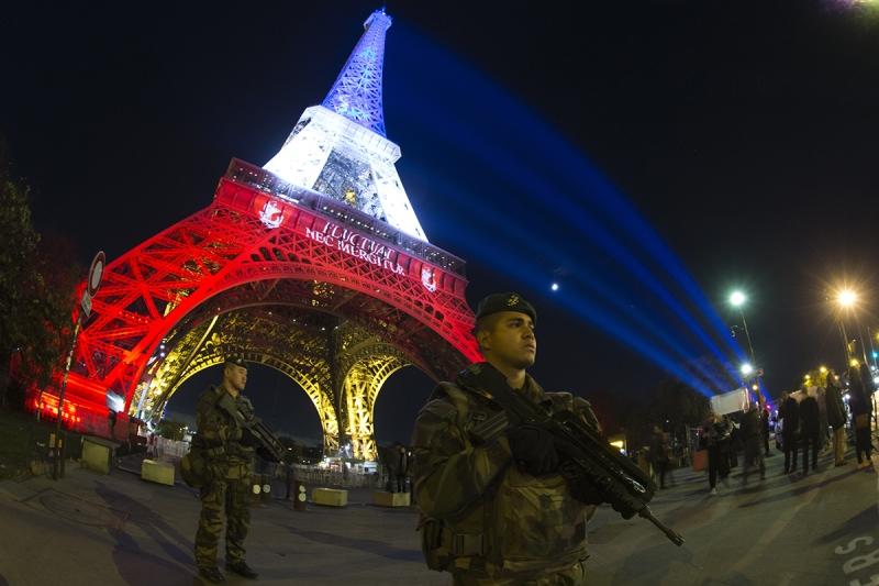 تفتتح الليلة كأس اوروبا لكرة القدم في فرنسا وتستمر حتى 10 تموز المقبل (أ ف ب)