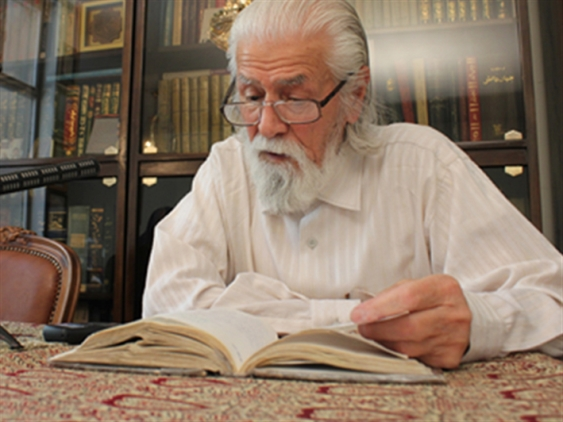 حميد سبزواري  رحيل شاعر الثورة