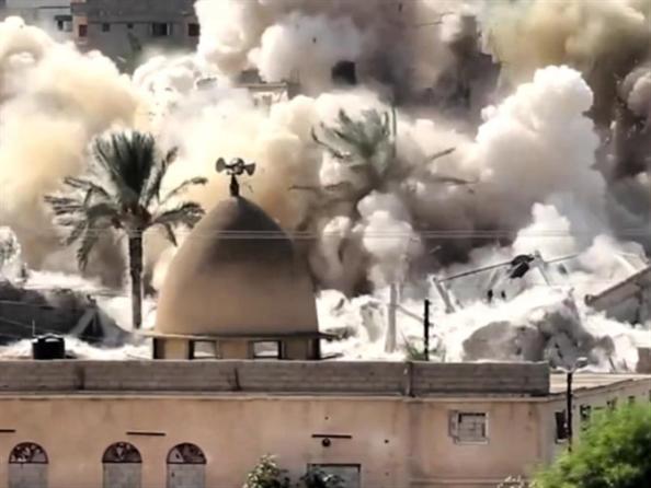 مصر | مساجد شمال سيناء ساحة «حرب» بين الدولة و«داعش»