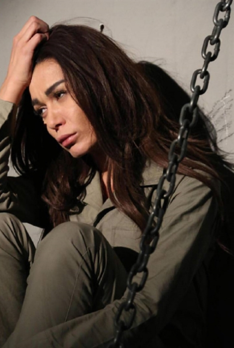 النجمة اللبنانية معتقلة في سجن 5 نجوم!