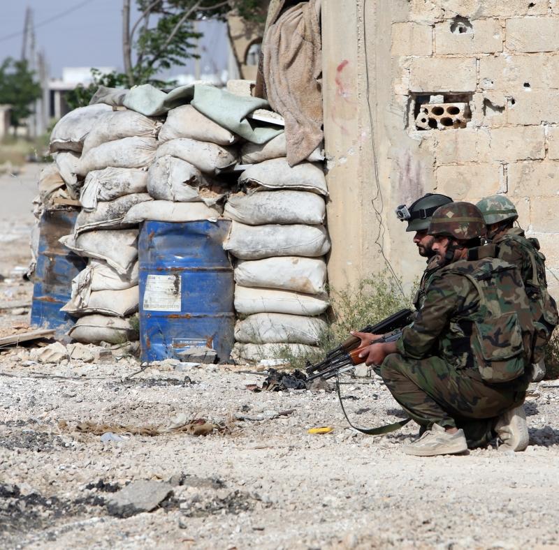 وجود الحزب في سوريا صار بمثابة وحدة متكاملة (هيثم الموسوي)