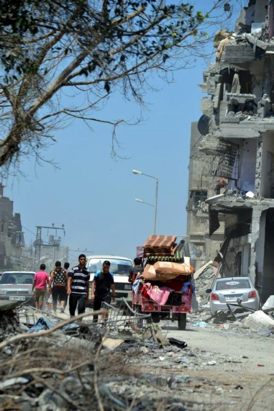 من حرب غزة