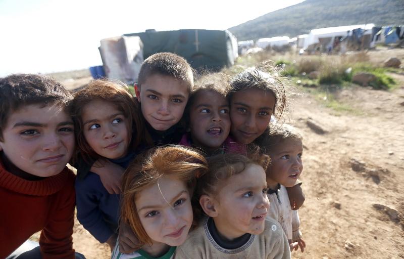 يشكل الأطفال 51% من اللاجئين في العالم (هيثم الموسوي)