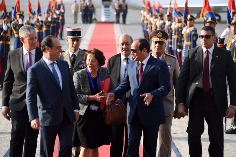 الرهان الإسرائيلي على المبادرة المصرية ــ العربية لم يلغ مفاعيل المبادرة الفرنسية (من الويب)